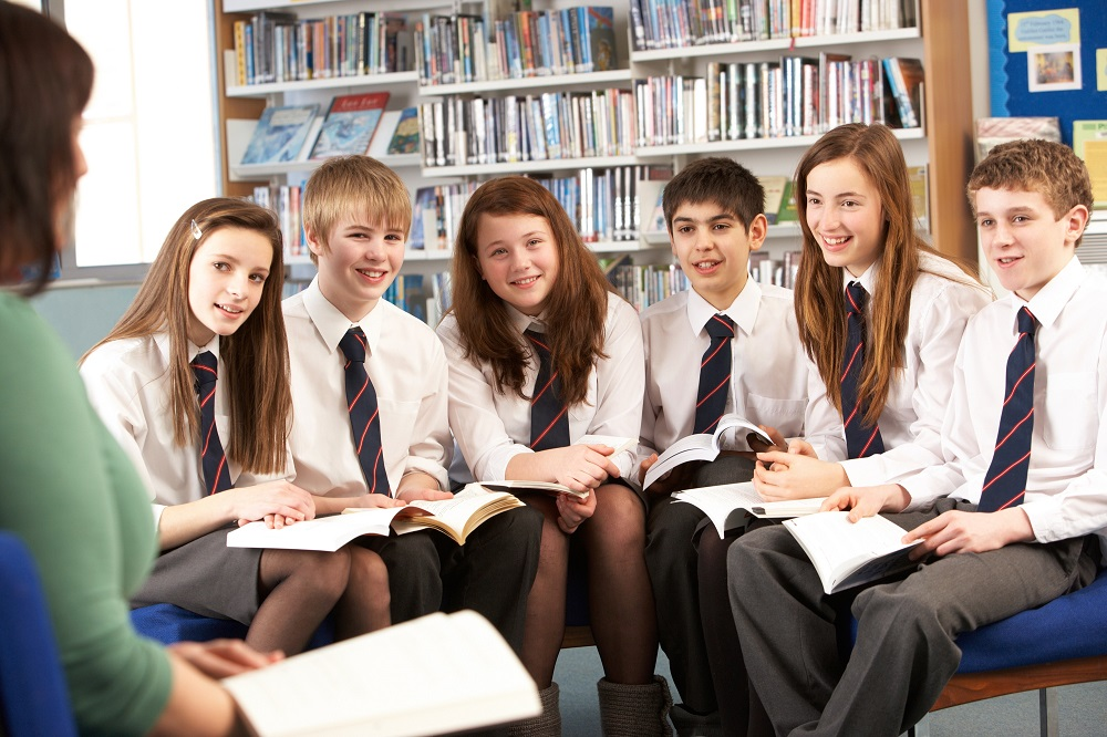 Relaxation Therapy for School Students